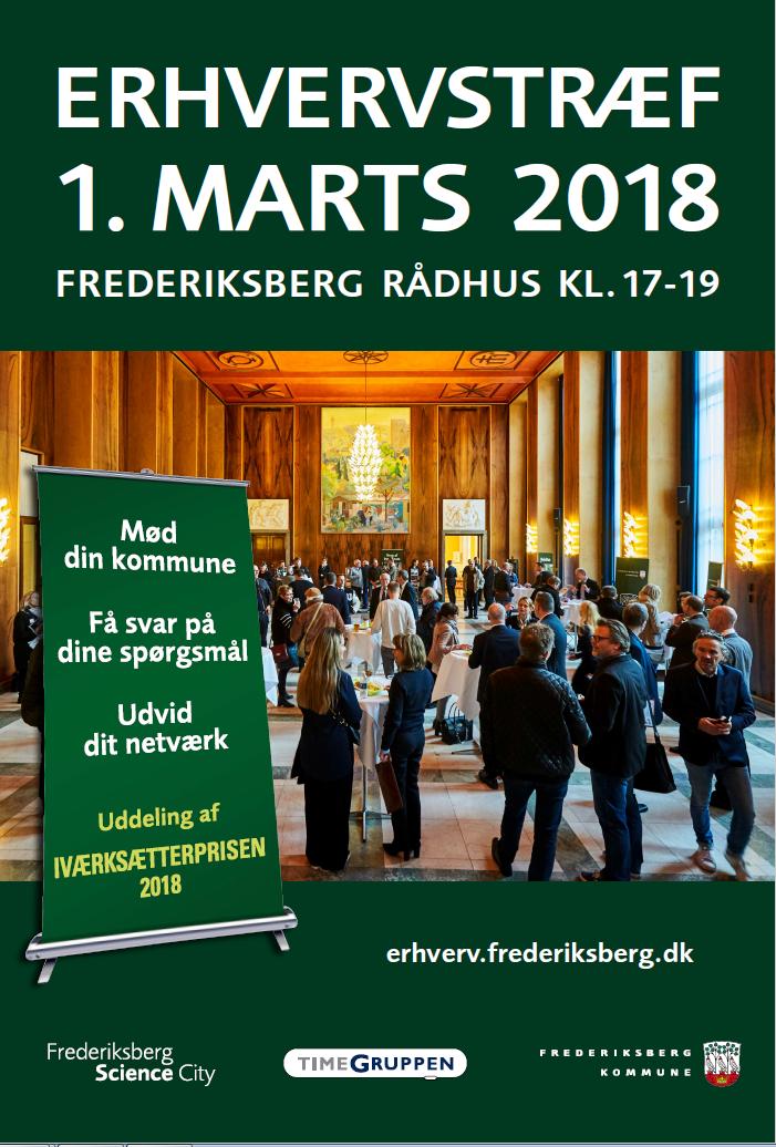 Frederiksberg Erhvervstræf 2018